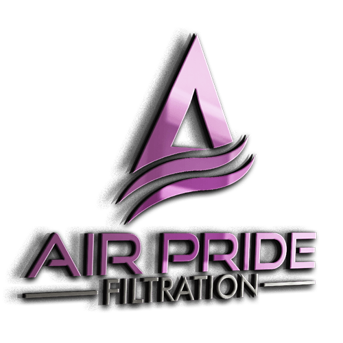 Air Pride Filtration 3d Logo